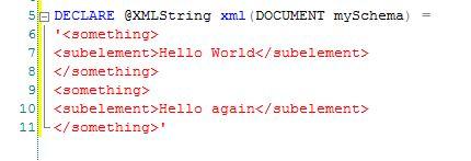 document xml image